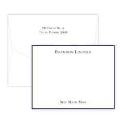 monogram wedding invitations colonial card raised ink personalized correspondence 6001