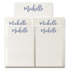 Vista 7-Tablet Set - White Refill