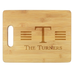 Millport Cutting Board - Engraved