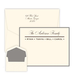 Spotlight Card - Raised Ink