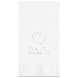 Athlete Guest Towel - Embossed