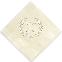 Harvest Napkin - Embossed