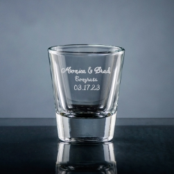 Palacio Shot Glass