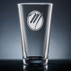 Soltero Pint Glass