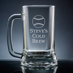 Athlete Beer Mug