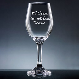 Palacio Wine Glass with Stem