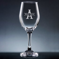 Ensenada Wine Glass with Stem