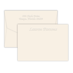 Mayfair Card with Pinnacle Envelopes