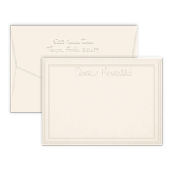 Constance Card with Pinnacle Envelopes