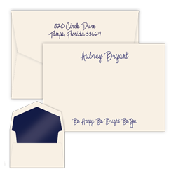 Highland Card with Pinnacle Envelopes