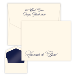 Impression Note- Double Thick with Pinnacle Envelopes