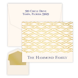 Infinity Note - Triple Thick with Pinnacle Envelopes