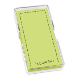 Family Arch Mini List - Carnival with holder