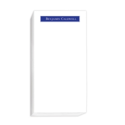 Presidential Mini List - White REFILL