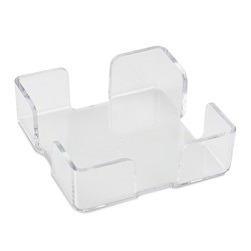 CrystalClear Petite Square Holder