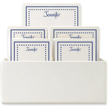Hawthorn 7-Tablet Set - White with Linen holder