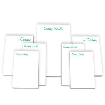Anthony 7-Tablet Set - White Tablets Only