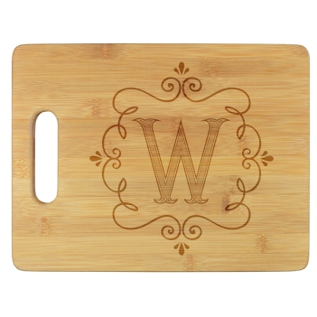 Valentina Cutting Board - Engraved