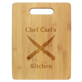 Master Chef Cutting Board - Engraved
