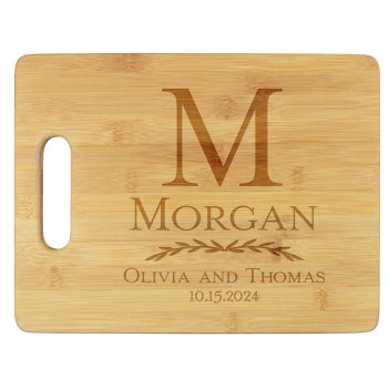 Together Cutting Board - Engraved