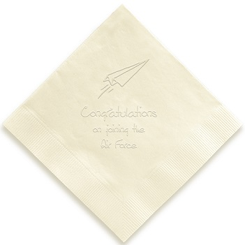Toddler Napkin - Embossed