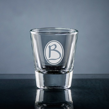 Soltero Shot Glass