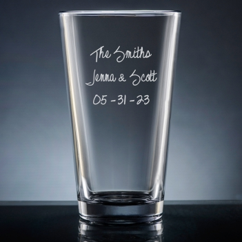 Iguala Pint Glass