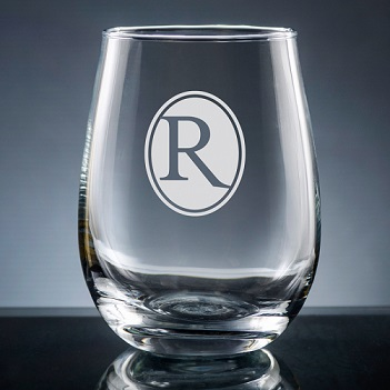 Soltero Stemless Wine Glass
