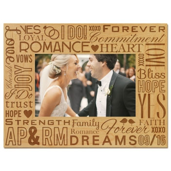Loving Couple Picture Frame