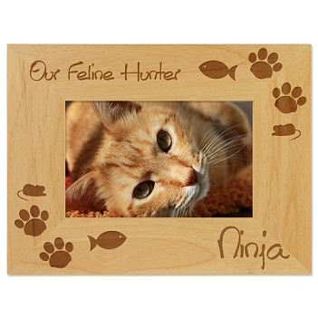 Purrfect Pal Picture Frame