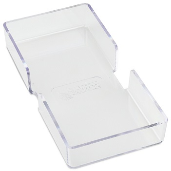 CrystalClear Mini List Holder