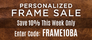 Personalized Frame Sale