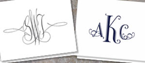 New Personalized Stationery