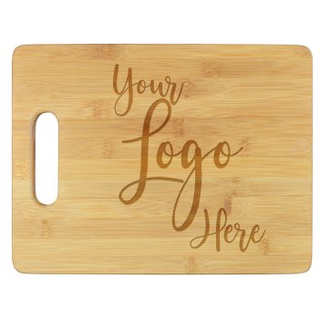 Your Logo Cutting Board - Engraved