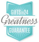 GiftsIn24.com Satisfaction Guaranteed
