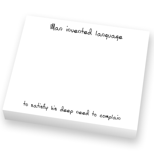 Language Super Slab