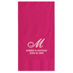 Serenity Color Mist Pearl Guest Towel