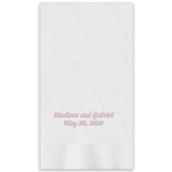 Belmont Color Mist Tint Guest Towel