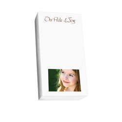 Family Photo Portrait List - Refill Only