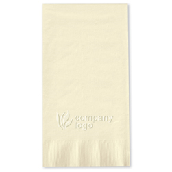 Custom Embossed Guest Towel